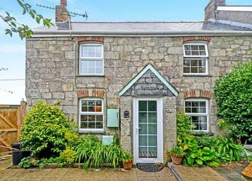 Thumbnail 2 bed semi-detached house for sale in Fraddon, St. Columb, Cornwall