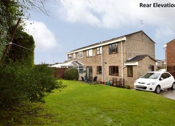 Thumbnail 5 bed semi-detached house for sale in Carr Wood Gardens, Calverley, Pudsey, West Yorkshire