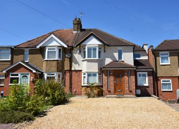 Thumbnail 4 bed semi-detached house for sale in Garston Crescent, Garston, Watford