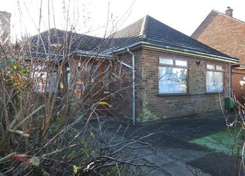 Thumbnail 2 bedroom detached bungalow for sale in Bromeswell Road, Ipswich