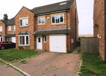 Thumbnail 5 bed detached house to rent in Mairs Court, Fitzwilliam, Pontefract