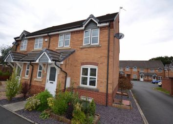 Thumbnail 3 bed semi-detached house for sale in Houston Gardens, Chapelford Village, Warrington