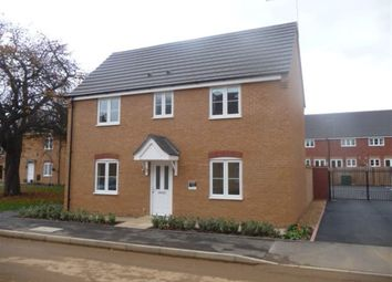 Thumbnail 4 bed property to rent in Dave Bowen Close, Duston, Northampton