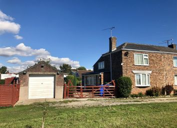 Thumbnail 2 bed semi-detached house for sale in School Lane, Old Leake, Boston