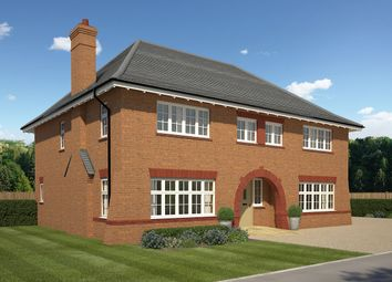 "Thumbnail 5 bed detached house for sale in ""Highgrove"" at Avon Industrial Estate, Butlers Leap, Rugby"
