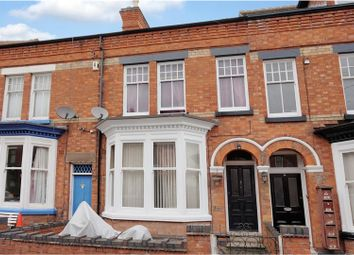 Thumbnail 3 bed terraced house for sale in Daneshill Road, Leicester