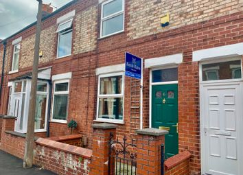 Thumbnail 2 bed terraced house for sale in Brooks Avenue, Hazel Grove, Stockport, Cheshire