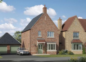 Thumbnail 3 bed detached house for sale in The Scampton, Lodge Lane, Nettleham