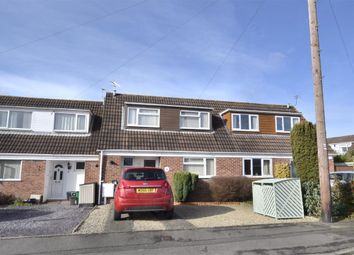 Thumbnail 3 bed terraced house for sale in The Holly Grove, Quedgeley, Gloucester