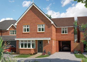 "Thumbnail 5 bed detached house for sale in ""The Brookhampton"" at Newington Road, Stadhampton, Oxford"