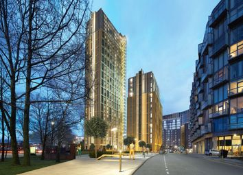 Thumbnail 3 bed flat for sale in Greengate, Manchester