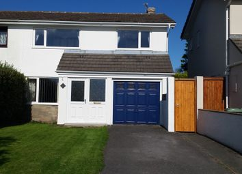 Thumbnail 3 bed semi-detached house to rent in St. Brides View, Roch, Haverfordwest