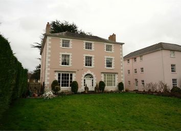 Thumbnail 2 bed flat for sale in The Lawns, New Market Street, Usk, Monmouthshire