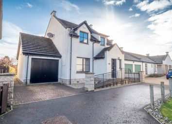 Thumbnail 3 bed detached house for sale in Dalgarno Park, Hillside, Montrose