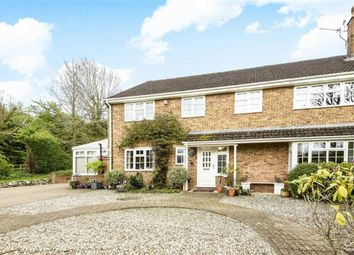Thumbnail 4 bed semi-detached house for sale in Wroughton, Swindon