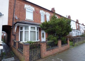 Thumbnail 3 bedroom terraced house for sale in Alexander Road, Acocks Green, Birmingham
