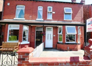 Thumbnail 3 bed semi-detached house for sale in Huntley Road, Cheadle Heath, Stockport, Cheshire