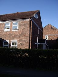 Thumbnail 3 bed end terrace house to rent in High Trees Mount, Sutton, Hull