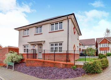 Thumbnail 3 bed detached house for sale in Ystrad Mynach, Hengoed, South Glamorgan