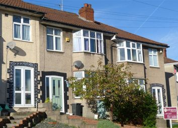 Thumbnail 3 bed terraced house for sale in Lodway Road, Brislington, Bristol