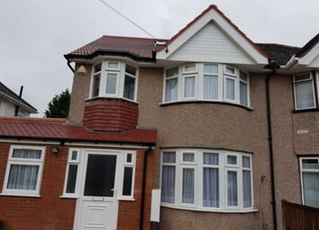 Thumbnail 2 bed terraced house to rent in Twyford Road, Harrow