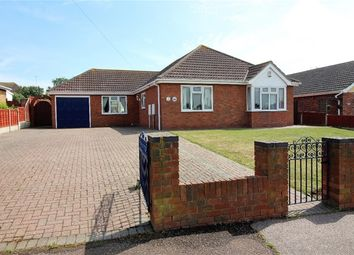 Thumbnail 3 bed detached bungalow for sale in Brentwood Road, Holland On Sea, Clacton On Sea