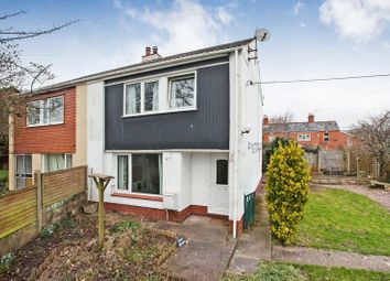 Thumbnail 3 bed semi-detached house for sale in Martins Lane, Tiverton