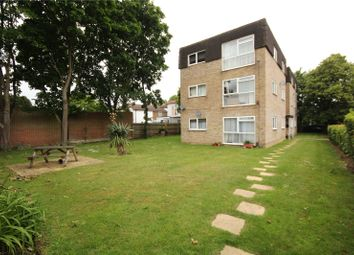 Thumbnail 1 bed flat to rent in Cavendish Court, Victory Road, Chertsey, Surrey