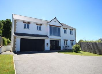 Thumbnail 4 bed detached house for sale in Keston Gardens, Wadebridge