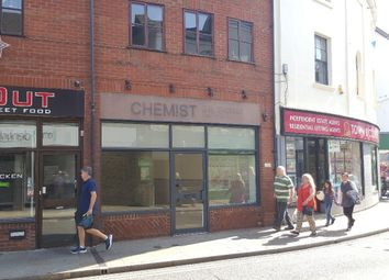 Thumbnail Retail premises to let in Willow Street, Oswestry