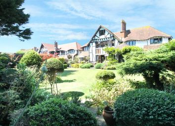 Thumbnail 4 bedroom detached house for sale in Cobblestones, The Thatchway, Rustington