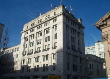 Thumbnail 1 bed flat to rent in Fenwick Street, Liverpool