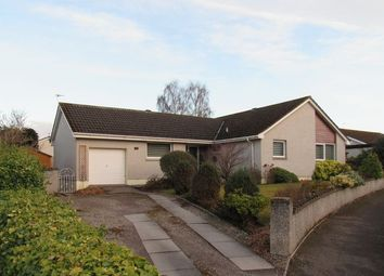 Thumbnail 4 bed detached bungalow for sale in Beech Avenue, Nairn