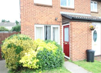 Thumbnail 1 bed property to rent in Camellia Close, Harold Wood, Romford