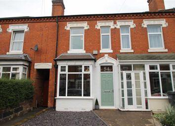 Thumbnail 2 bedroom terraced house for sale in Earls Court Road, Harborne, Birmingham