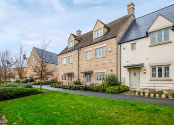 Thumbnail 4 bed terraced house to rent in Matthews Walk, Cirencester