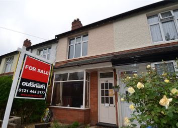 2 bed terraced house for sale in May Lane, Birmingham, West Midlands B14