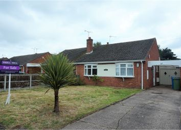 Thumbnail 2 bed bungalow for sale in Filance Lane, Penkridge