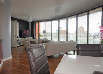 Thumbnail 2 bedroom flat for sale in 18 Leftbank, Manchester