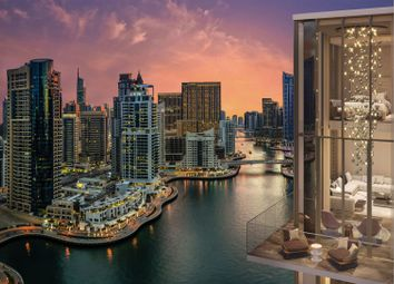 Thumbnail 3 bed apartment for sale in No.9, Dubai Marina, Dubai
