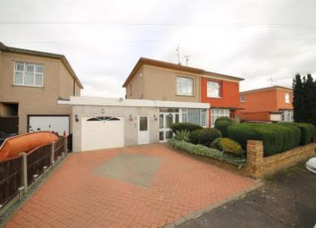 Thumbnail 3 bed semi-detached house for sale in King George Vi Avenue, East Tilbury, Tilbury