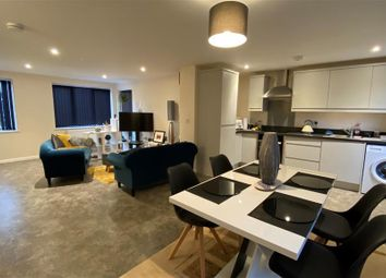 Thumbnail 2 bed flat to rent in Hazelwood Lane, Kettering
