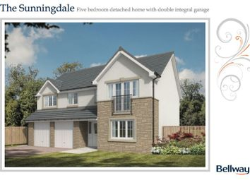 Thumbnail 5 bed detached house for sale in Meadow Bank, Alloa