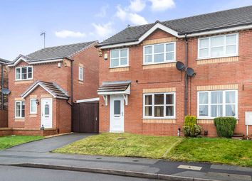 Thumbnail 3 bedroom property for sale in Harleigh Mews, Longton, Stoke-On-Trent