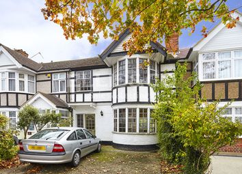 Thumbnail 3 bed terraced house for sale in Rowland Avenue, Kenton