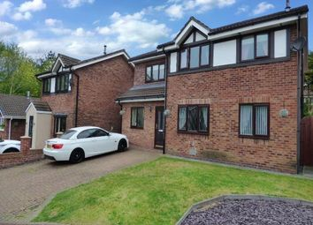 Thumbnail 4 bed detached house for sale in Ash Meadow, Lea, Preston