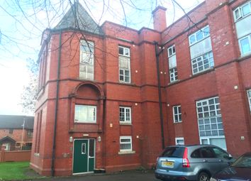 Thumbnail 1 bedroom flat for sale in Old School Court, Old School Drive, Manchester