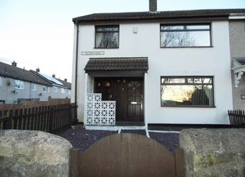 Thumbnail 3 bed semi-detached house for sale in Victoria Lane, Coundon, Bishop Auckland