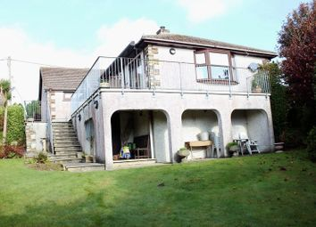 Thumbnail 4 bed detached bungalow for sale in Carclaze Road, St. Austell