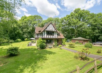 Thumbnail 4 bed detached house for sale in Hammerwood, East Grinstead, East Sussex